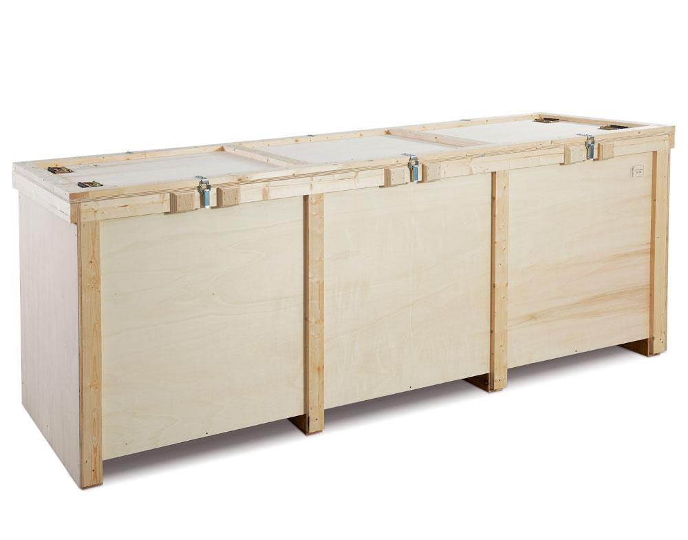caisse export bois caisse maritime bois. Black Bedroom Furniture Sets. Home Design Ideas